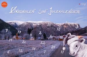 kalender uten prikker